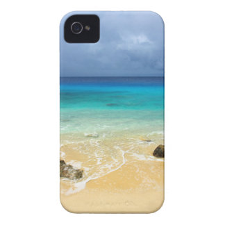 Paradise tropical island beach iPhone 4 Case-Mate case