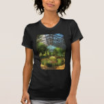 Paradise under glass tee shirt