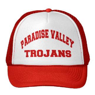 Paradise Valley Trojans Mesh Hat