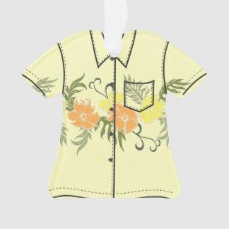 Paradiso Hawaiian Hibiscus Aloha Shirt Ornament