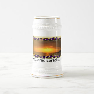 Paradize Radio Beer Stein/German Style Mug