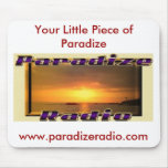 Paradize Radio Mouse Pad