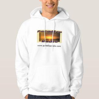 (Paradize) sudadera con capucha/camiseta básicas