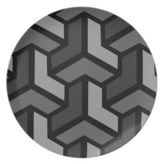 Paradoks (Grey) Plate