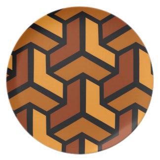 Paradoks (Orange) Plate