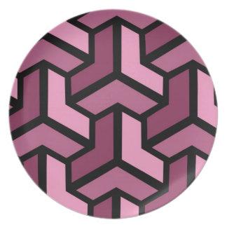 Paradoks (Pink) Plate