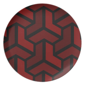 Paradoks (Red) Plate
