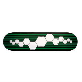 Paradoxus XIII (Green) Skateboard Deck