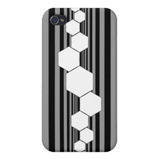Paradoxus XIII Grey iPhone Case Case For iPhone 4