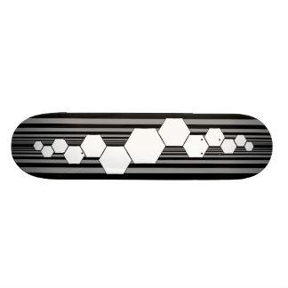Paradoxus XIII (Grey) Skateboard Deck