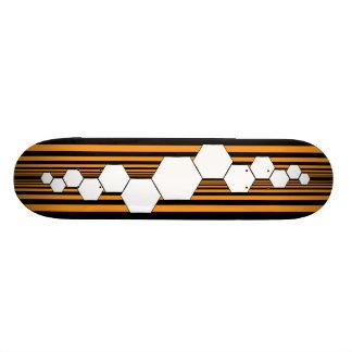 Paradoxus XIII (Orange) Skateboard Deck