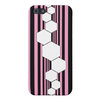 Paradoxus XIII Pink iPhone Case Cover For iPhone 5