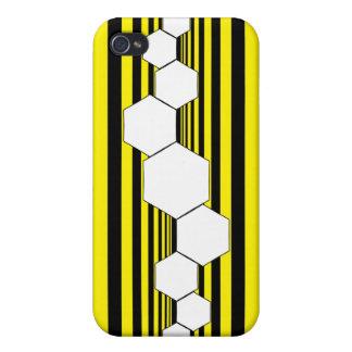 Paradoxus XIII Yellow iPhone Case iPhone 4/4S Cases