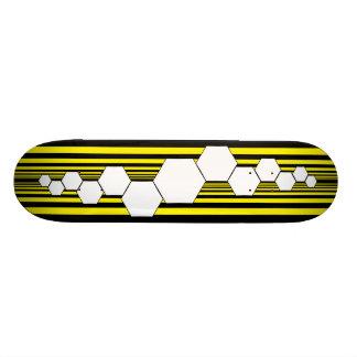 Paradoxus XIII (Yellow) Skateboard Deck