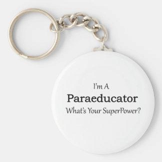 Paraeducator Keychain