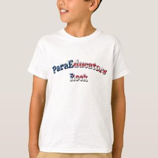 PARAEDUCATORS ROCK T-Shirt
