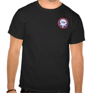 Paraglider Airborne Wing T-shirts