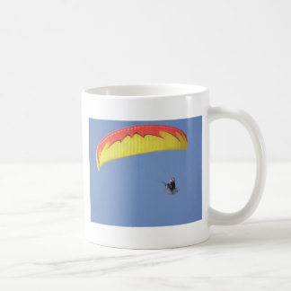 paraglider coffee mug