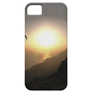 Paragliders Flying Without Wings iPhone SE/5/5s Case