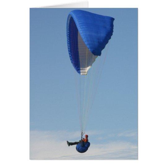 Paragliding 3 card