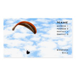 Paragliding Business Card