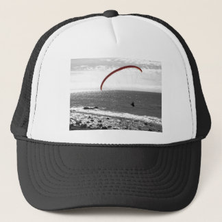Paragliding By The Ocean Hat