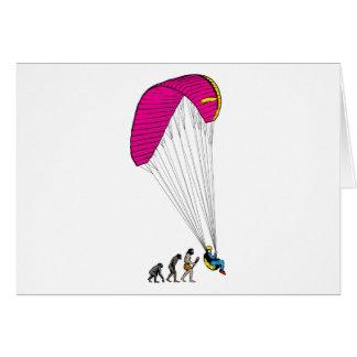 Paragliding Card