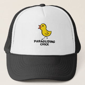 Paragliding Chick Hat