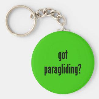 ¿paragliding conseguido? llavero redondo tipo pin