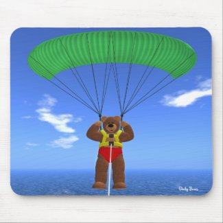 Paragliding Dinky Bears