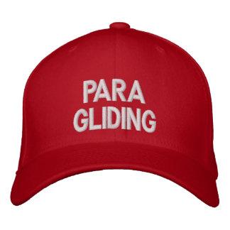 Paragliding Embroidered Baseball Cap