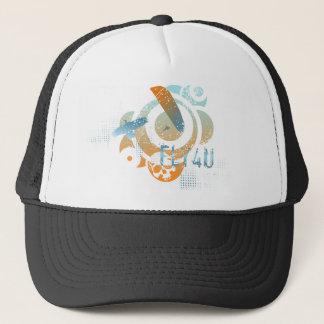 Paragliding - Fly 4 U Trucker Hat