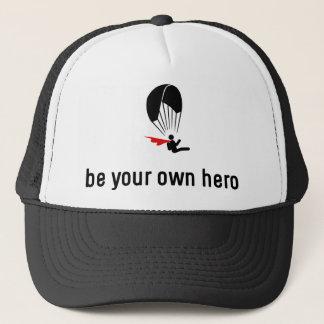 Paragliding Hero Trucker Hat