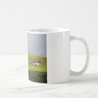 Paragliding in Italy Coffee Mug