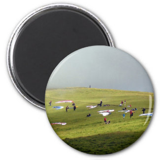 Paragliding in Italy Magnet