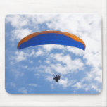 Paragliding in the Clouds 2  Mousepad
