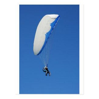 paragliding tarjetas postales