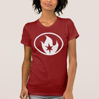 Paragon Crew - Girls Red Shirt