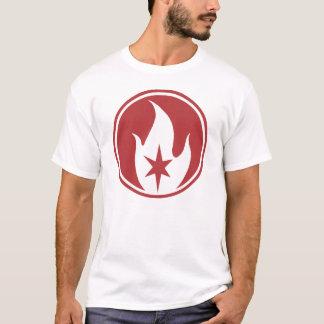 Paragon Crew - White shirt w/ logo