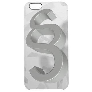 Paragraph20150801 Clear iPhone 6 Plus Case