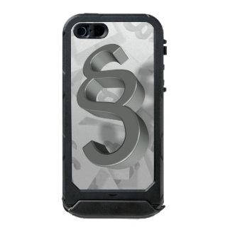 Paragraph20150801 Waterproof iPhone SE/5/5s Case