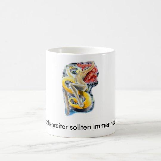 Paragraph riders should imm… coffee mug