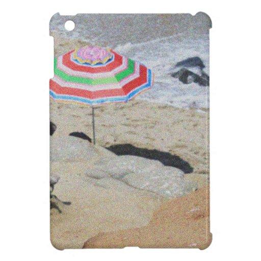 Paraguas brillante iPad mini protector