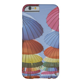 Paraguas coloridos, caso del iPhone 6/6S Barely Funda Para iPhone 6 Barely There