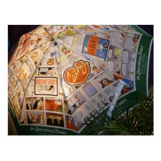 Paraguas de Funnies Postal