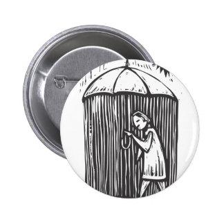 Paraguas de la lluvia pins