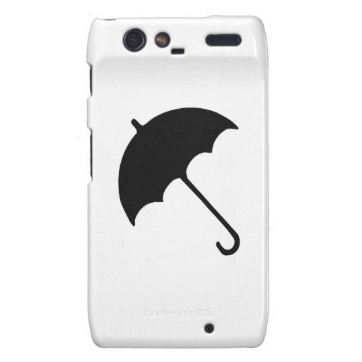 Paraguas Droid RAZR Funda