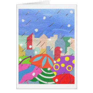 Paraguas Felicitaciones