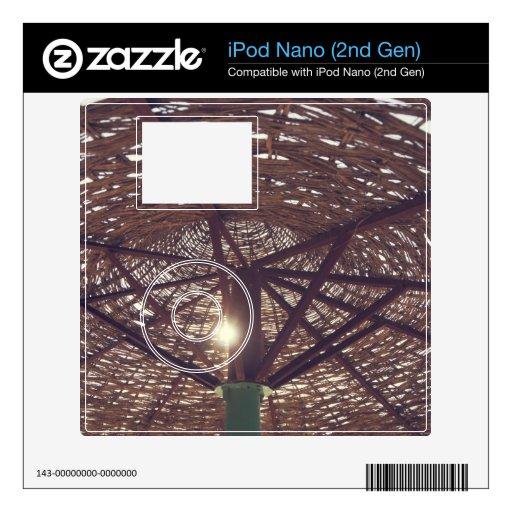 Paraguas iPod Nano 2G Calcomanías
