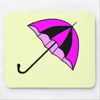 Paraguas, niños, Mousepad de encargo